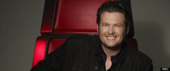 Blake Shelton The Voice Season 4
