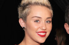 Miley Cyrus Attends Marc Jacobs Show In...