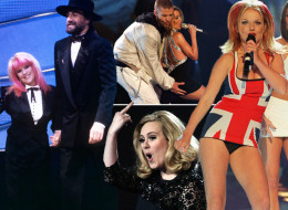 BRITS 2014: Memorable Brit Awards Moments