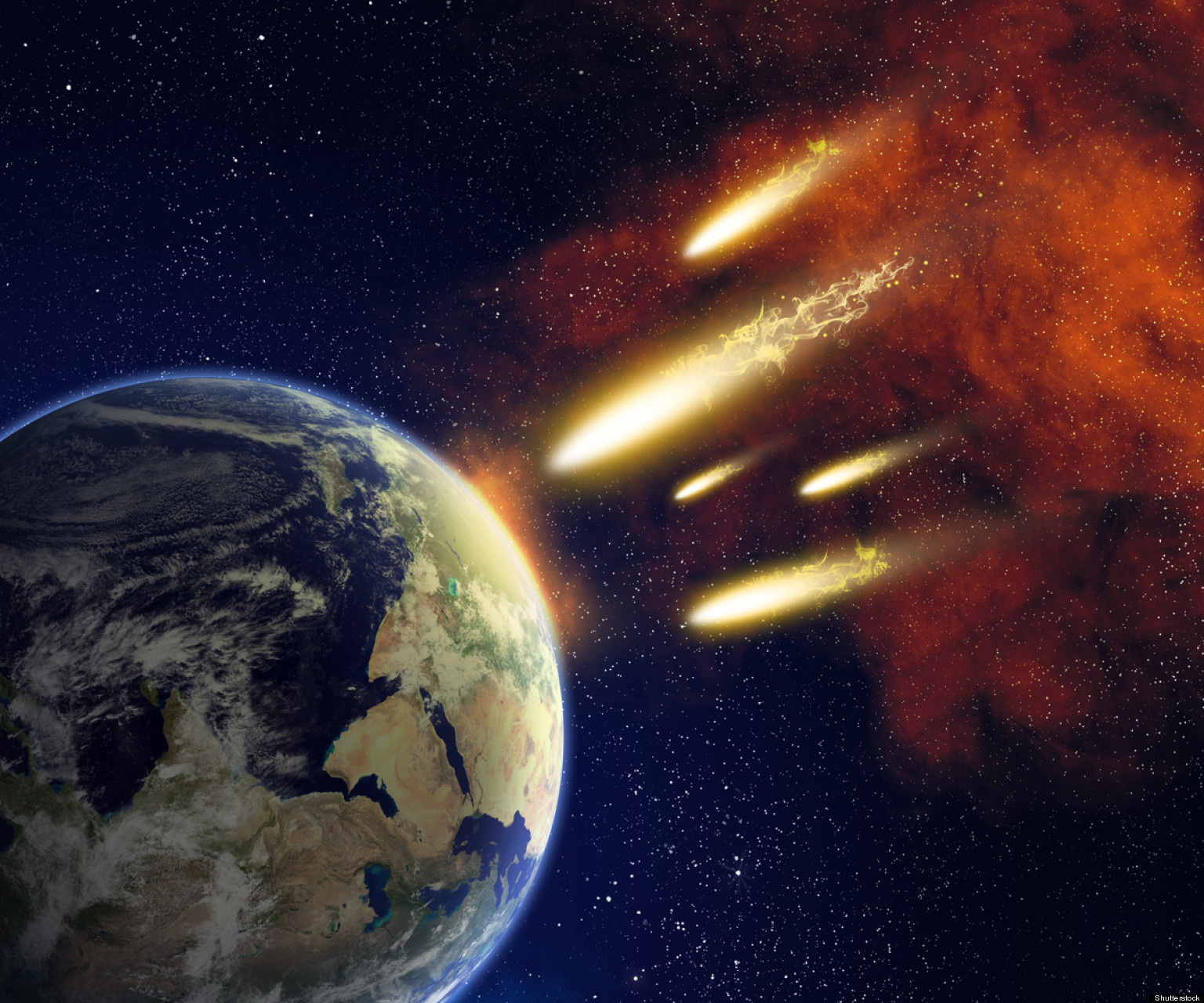 Russian Meteor, Asteroid DA14 Flyby Not Linked, NASA Says ...