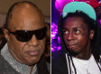Stevie Wonder Offended By Lil Wayne's Emmett Till Lyric