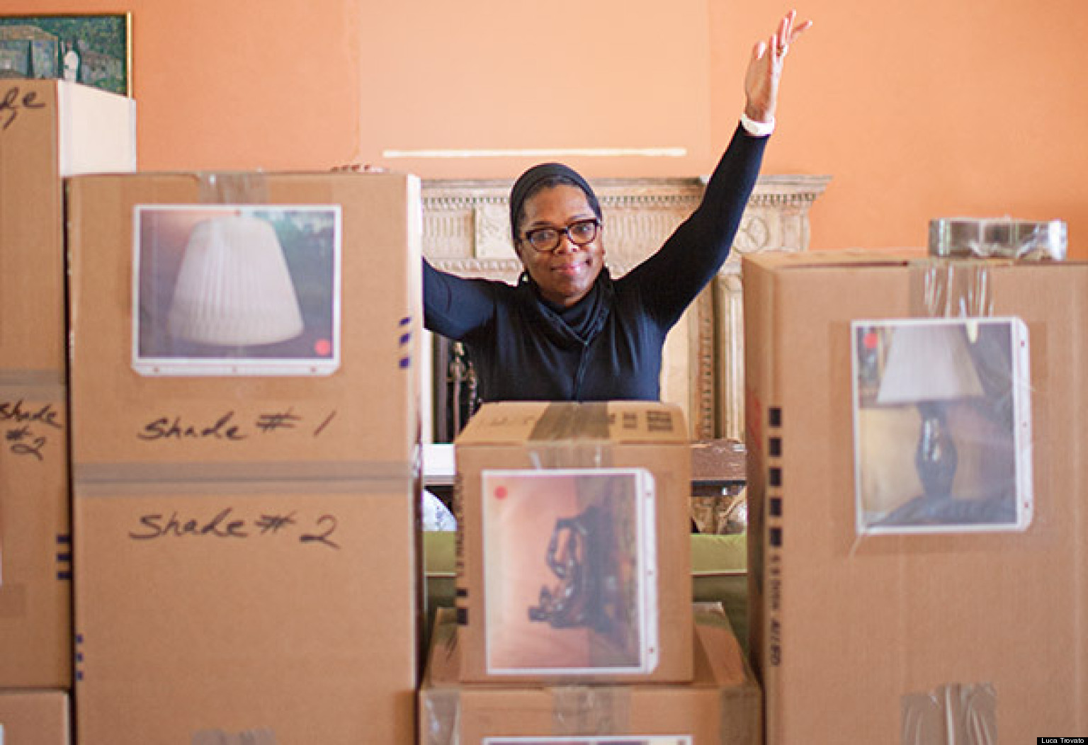 Oprah Winfrey 39 S Home Makeover Before Pictures Of The