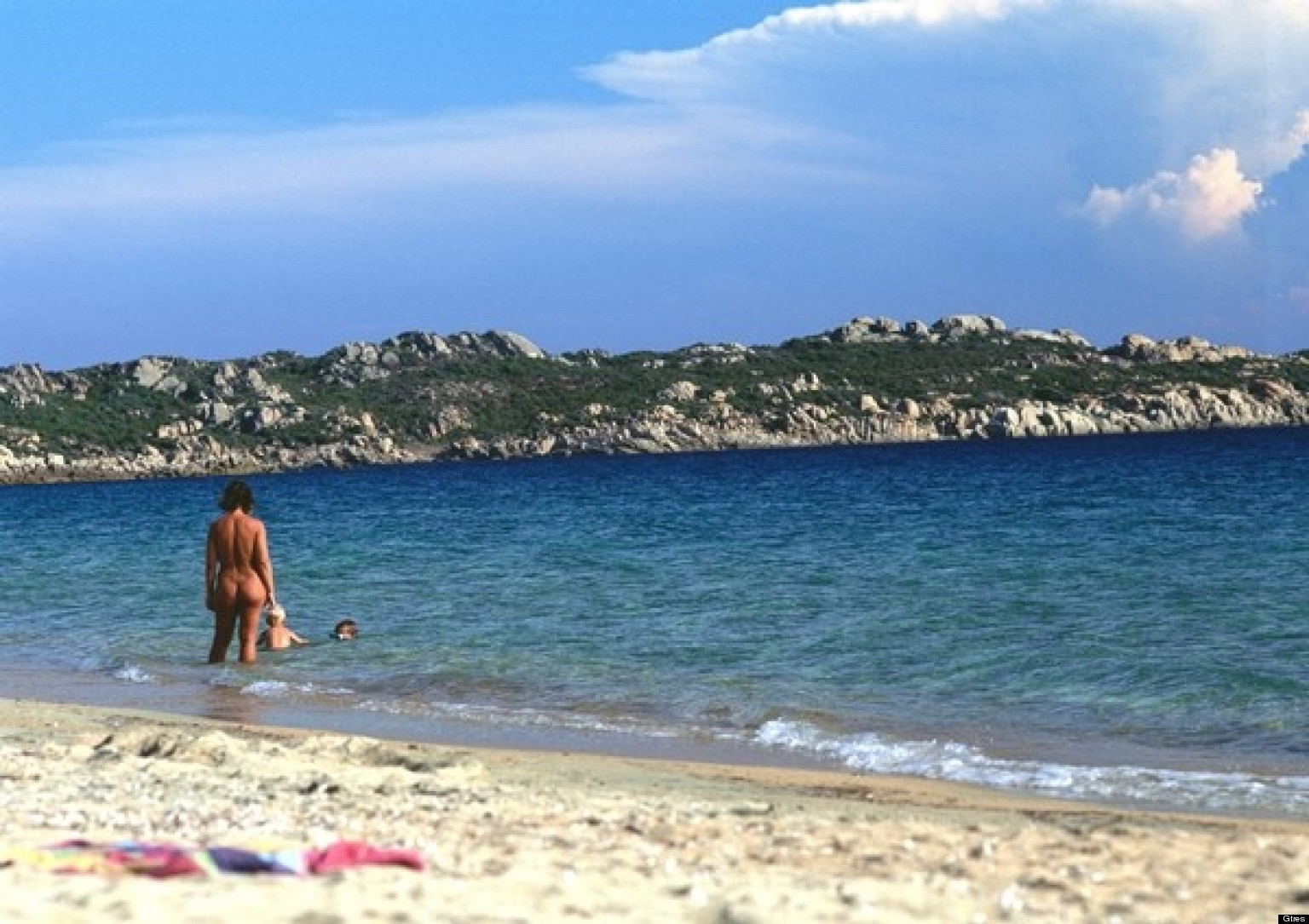 Фото нудисткие пляжи франции 18 фотография