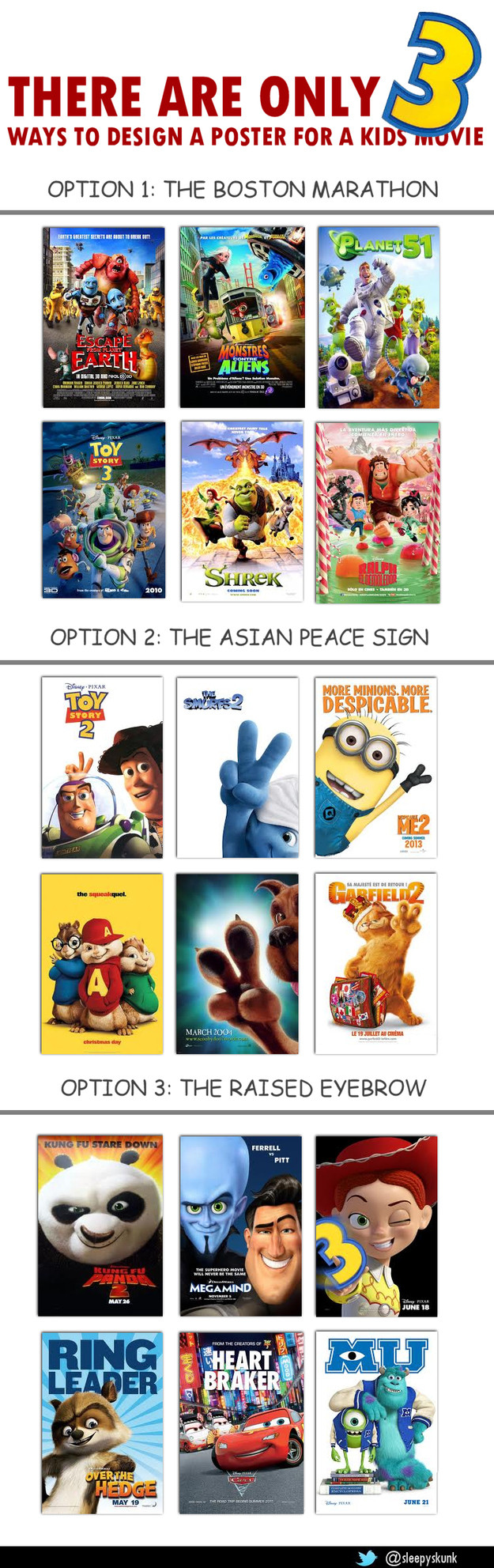 kids movie posters