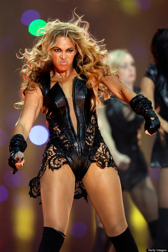 beyonce not perfect