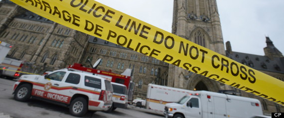 SUSPICIOUS PACKAGE PARLIAMENT HILL
