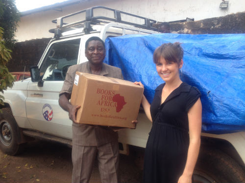 peace corps africa