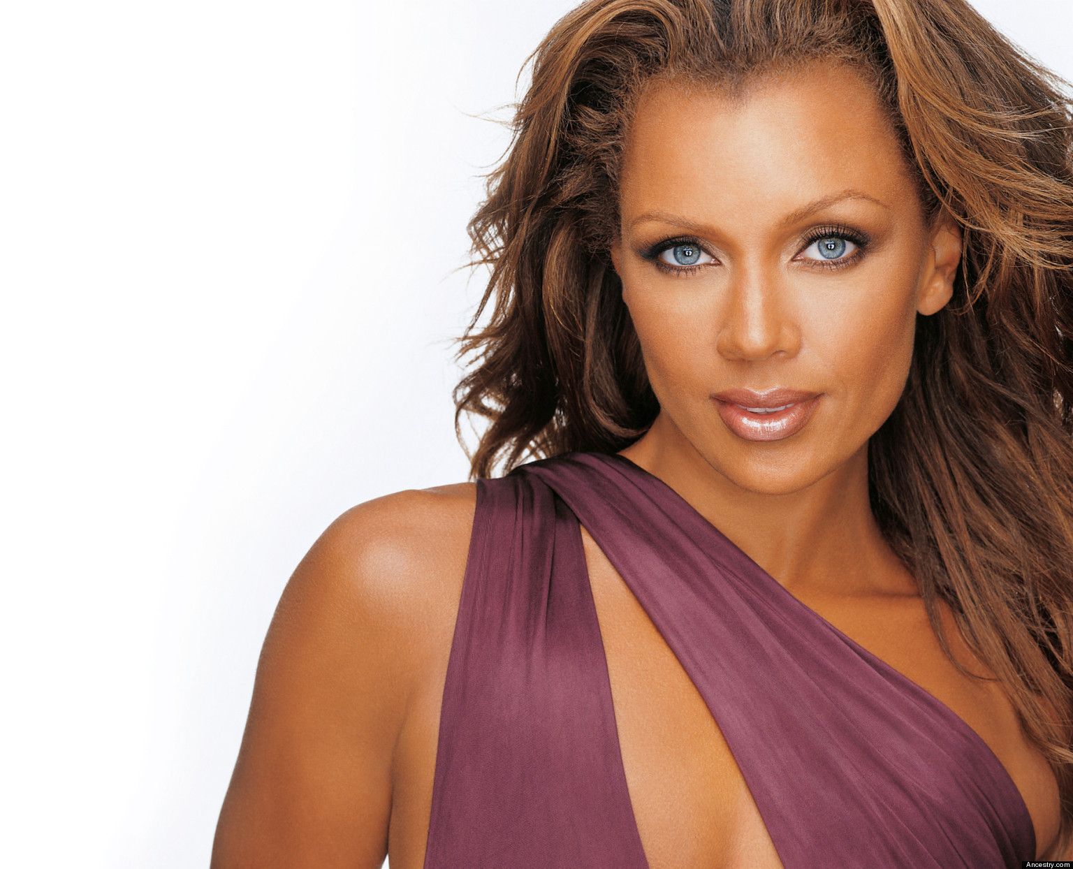 Ethnic background of celebrities - Vanessa Williams Ancestry Traced Through Mail Order Dna Test What She Found Huffpost