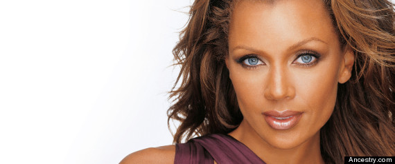 VANESSA WILLIAMS ANCESTRY