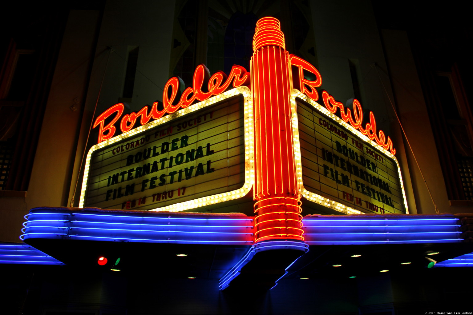 Boulder International Film Festival 2013 Opens With Red