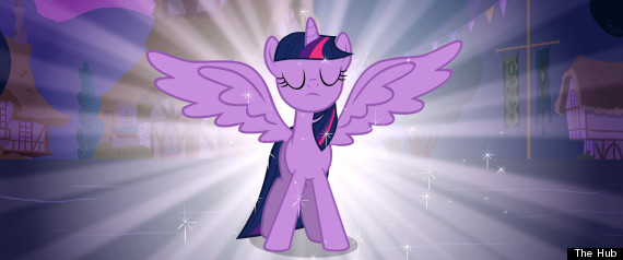 TWILIGHT SPARKLE MY LITTLE PONY