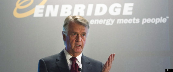 Enbridge Energy Partners Gas Pipelines