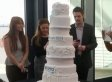 Most Expensive Wedding Cake, Valued At $52 Million, Is Covered In 4,000 Diamonds (PHOTO)