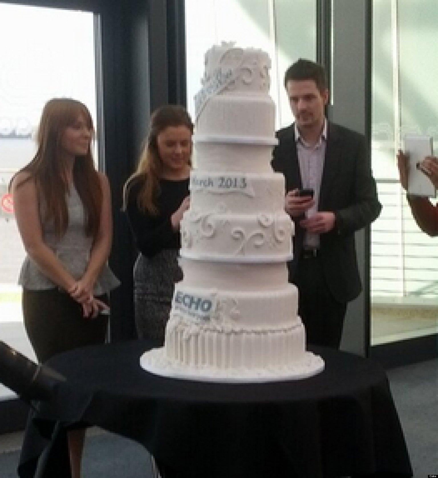 Most Expensive Wedding Cake Valued At $52 Million Is