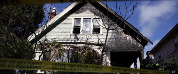 VICTORIA HOUSE FIRE