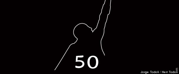 MICHAEL JORDAN 50 AOS