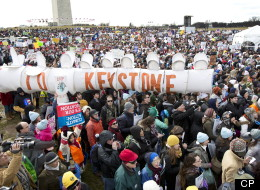 Keystone Xl Pipeline Washington Protest