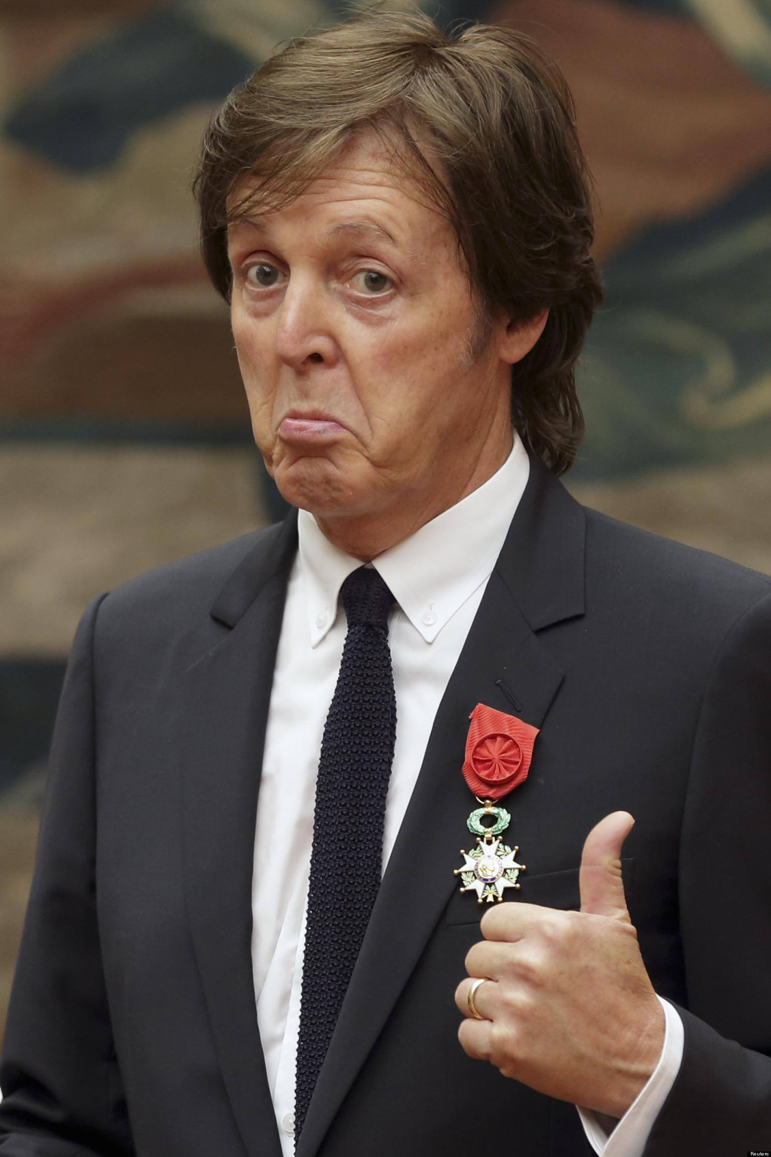 Paul McCartney Tour Ri...