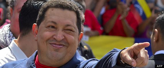 HUGO CHAVEZ