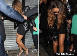Rihanna Attacked!