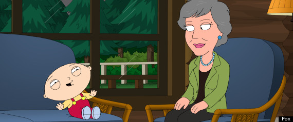 Anne Murray Family Guy