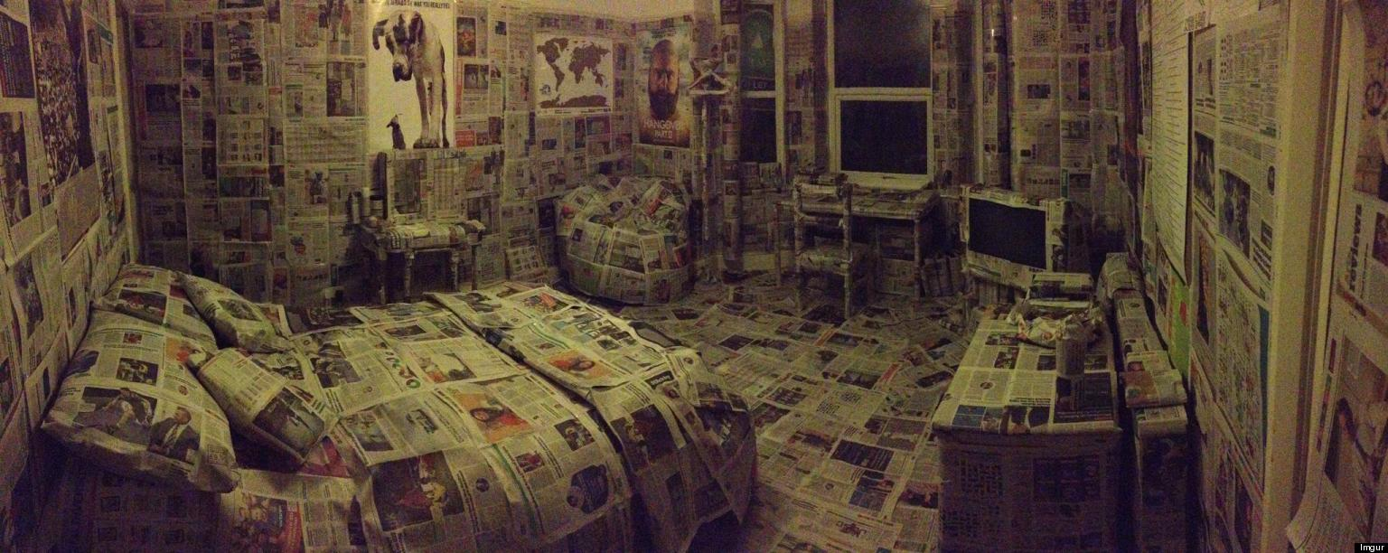 Newspaper Prank Is Helpful Reminder To Never Leave Your