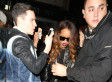 Rihanna Attacked By Fan At London Nightclub Over Chris Brown (REPORT)