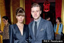Justin Timberlake And Jessica Biel Do Cool Couple's Style Front Row At Tom Ford