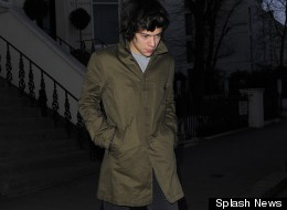Harry Does The Walk Of Shame