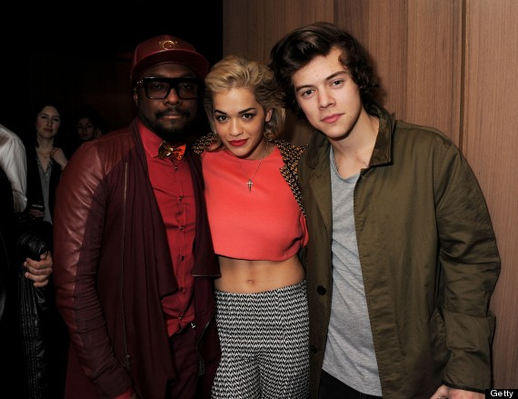 william rita ora harry styles