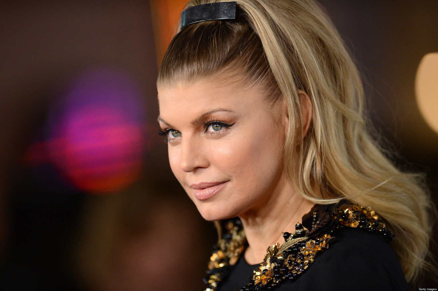 Fergie Pregnant: Black Eyed Peas Singer Expecting First ... Fergie