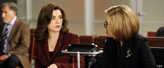 THE GOOD WIFE RATINGS