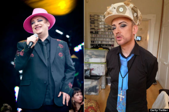 Boy George Weight Loss: Singer Reveals Dramatically ...