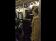 Gay Man Confronts Homophobic Subway Preacher, Train Crowd Applauds (VIDEO)