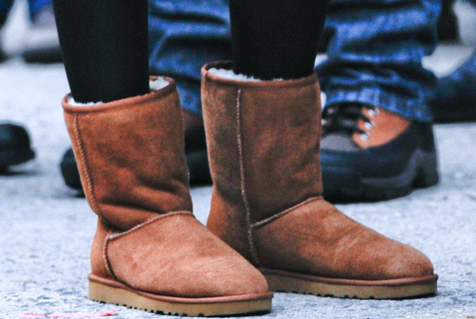 Uggs Yes, Ugg Boots ...