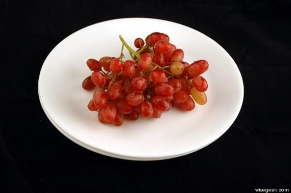 caloriesingrapes