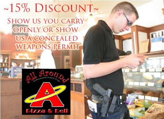 pizza parlour ad
