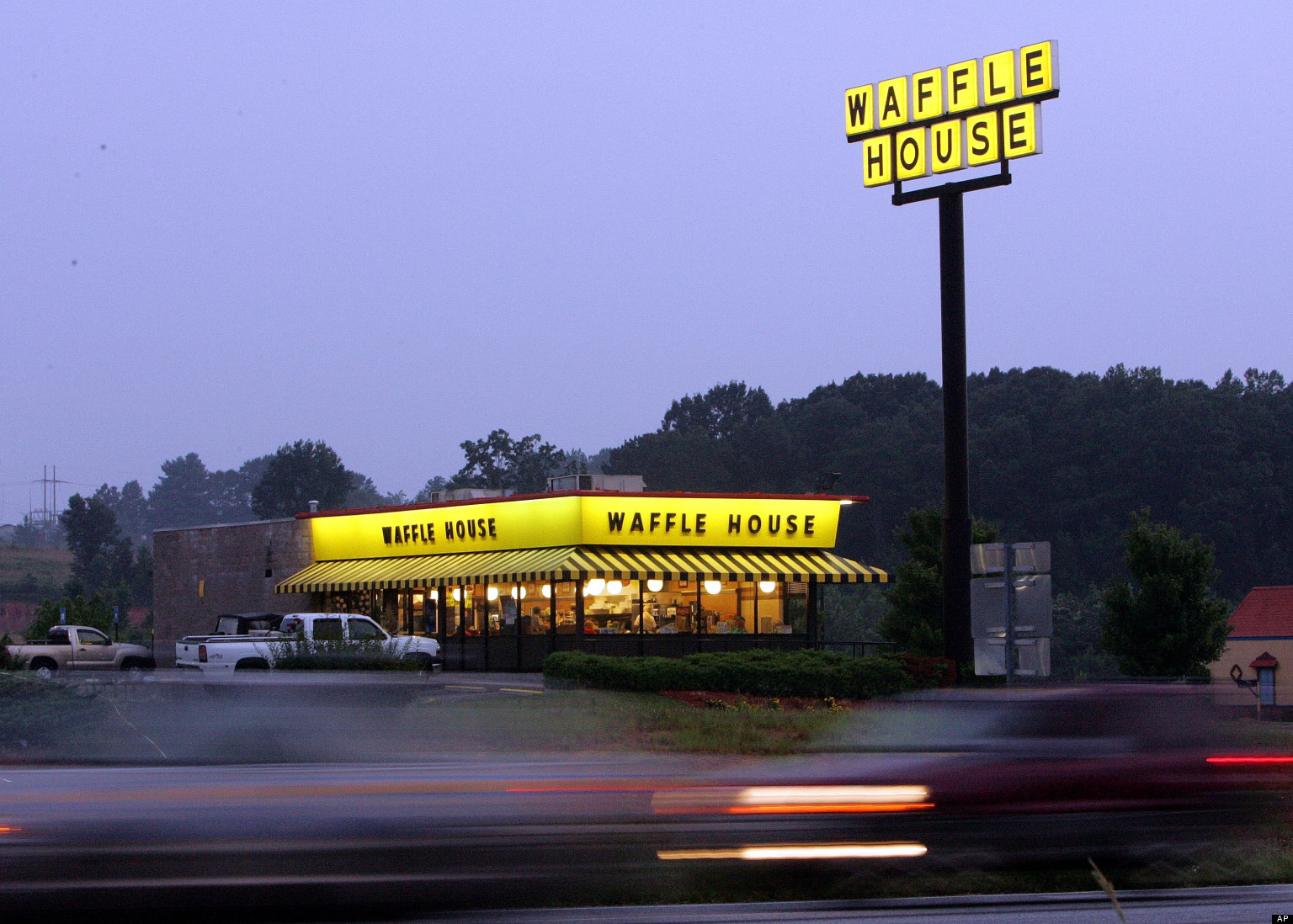 Waffle House Adds 20 Percent Surcharge To Cover Security Guard