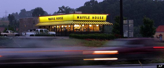 WAFFLE HOUSE SECURITY SURCHARGE