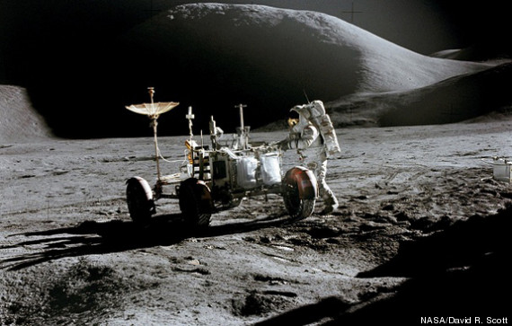 moon landing findings - photo #45