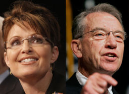 Palin And Grassley
