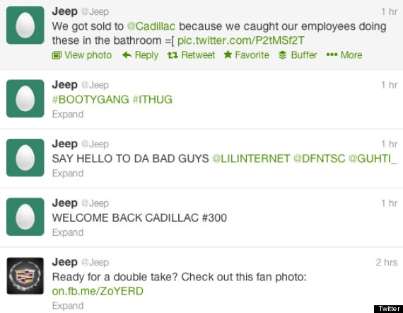 twitter hacking jeep