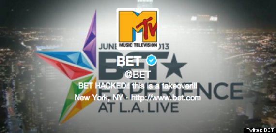 mtv bet twitter hacks