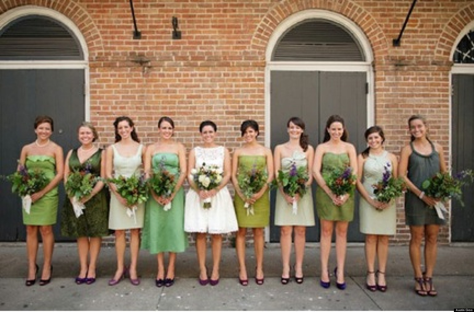 Why You Shouldn t Make Your Bridesmaids Wear A Uniform
