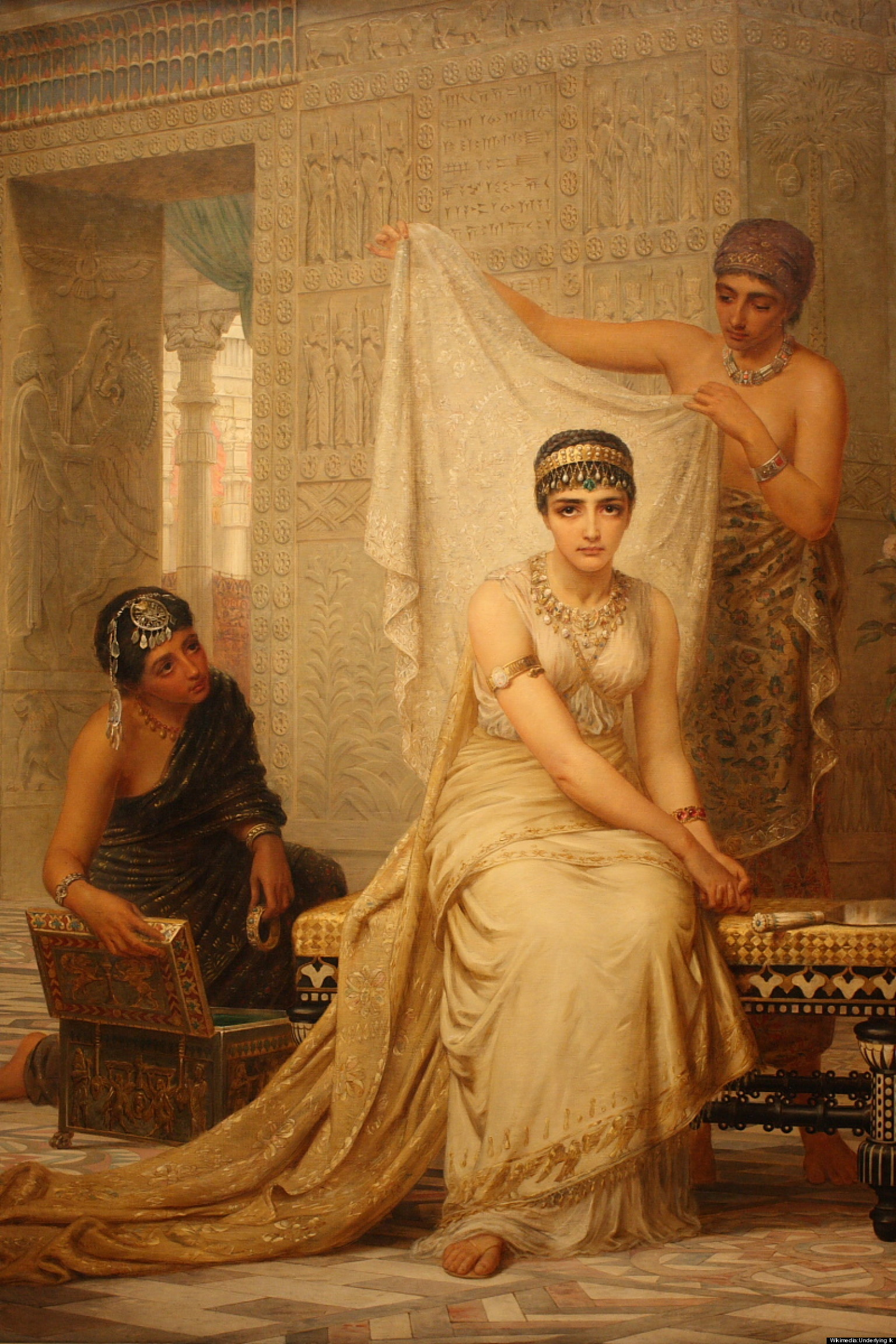 esther beauty preparations to meet the king