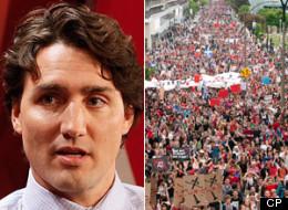 Trudeau Mcgill Visit Tuition