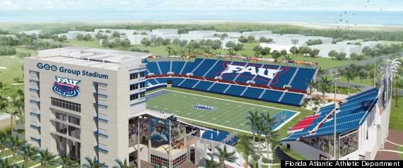 FLORIDA ATLANTIC FOOTBALL STADIUM