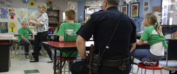 DENVER SCHOOLS POLICE RESTRICTION