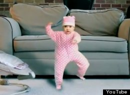 WATCH: The Most Impressive Baby Gangnam Style You'll Ever See