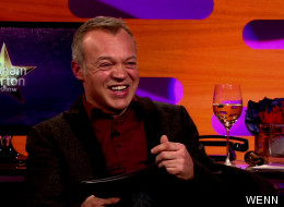 Graham Goes For Chat Show Record